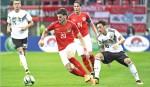 Germany crash to Austria on Neuer's comeback