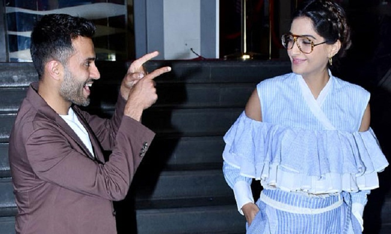 Sonam Kapoor to celebrate 33rd birthday with husband Anand Ahuja at their London house