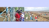Tourism during Eid holidays