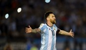 I don't consider myself the best: Messi