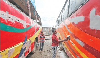 Unfit buses set to  run for Eid trips