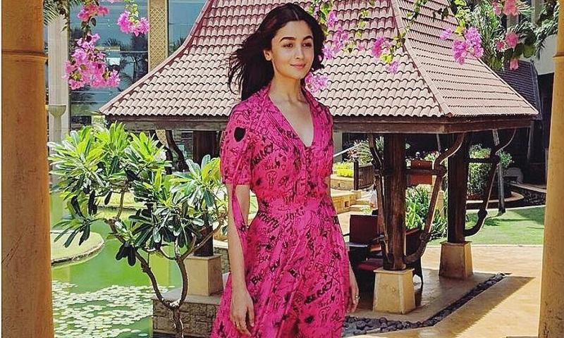 Talking to Karan Johar refreshes me: Alia Bhatt