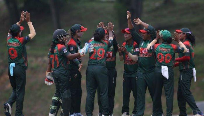 Bangladesh women beat India by 7 wickets