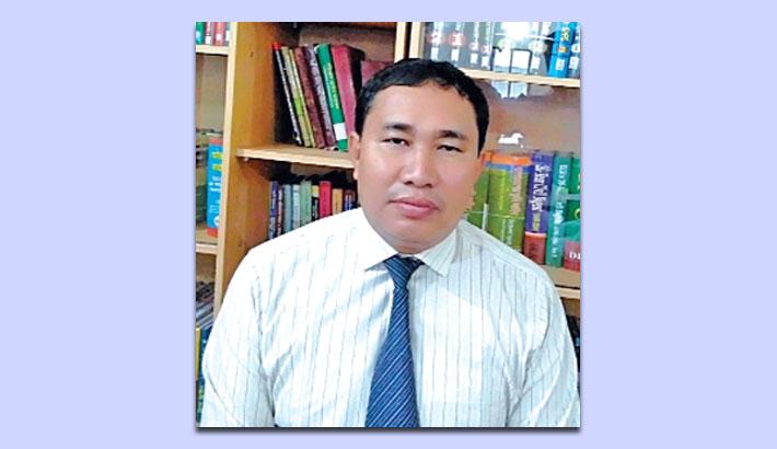 Ashotosh re-elected president of Khagrachhari Bar
