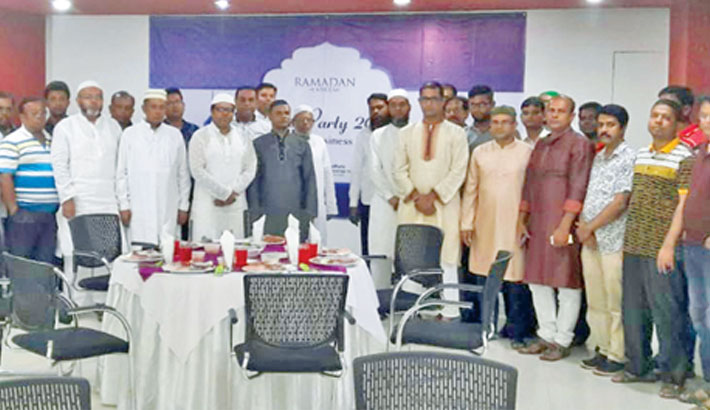 3 Bashundhara Group cos host  Iftar parties