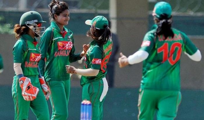 Bangladesh Women beat Pakistan at Kuala Lumpur
