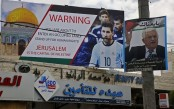 Argentina cancels Israel World Cup friendly after Gaza violence