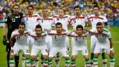 Iran first World Cup team to arrive in Russia