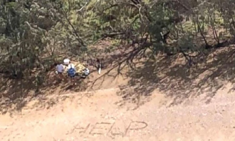 Korean woman survives 6 nights lost in Australian wilderness