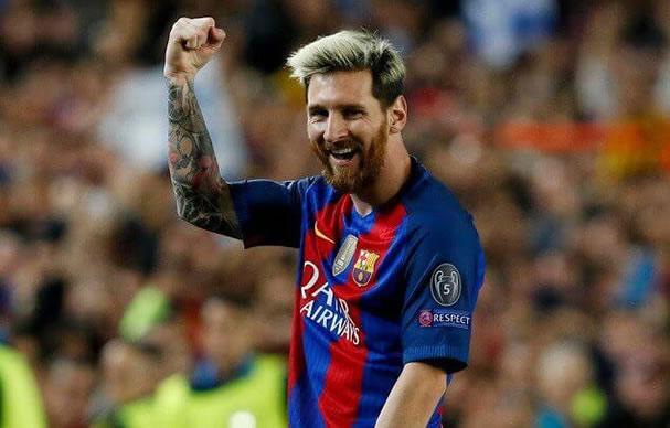 Messi woos Griezmann, hopes Neymar stays in Paris