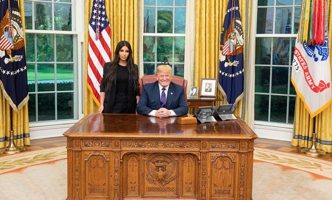 Trump grants Kardashian's clemency appeal
