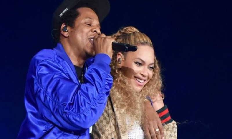 Beyoncé and Jay-Z: Crazy In Love as tour opens in Cardiff