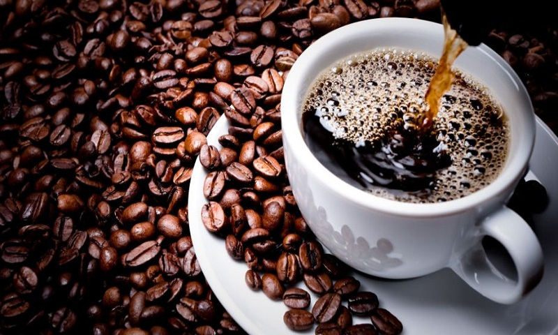 Drink coffee for better and efficient team work