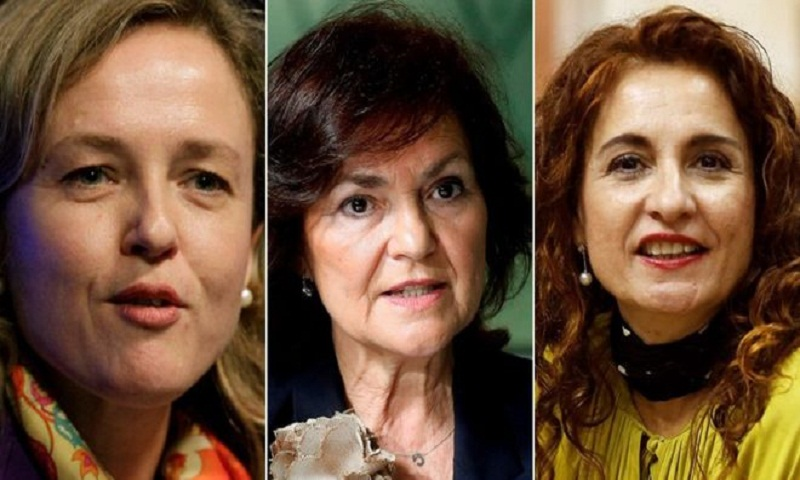 Women outnumber men in Spain PM Sánchez's new cabinet