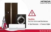 Be careful on buying counterfeit Hitachi products
