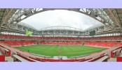 WC Venue Review: Spartak Stadium