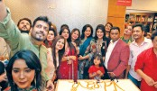 Vasavi celebrates 12th anniversary