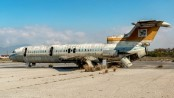 The Cypriot airport abandoned for 44 years