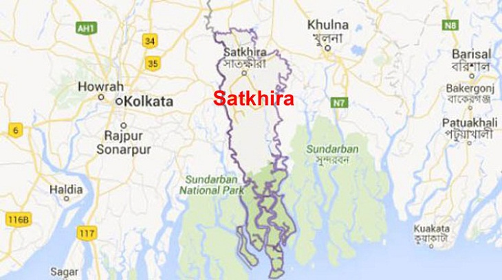 Two 'robbers' held with arms, ammo in Satkhira