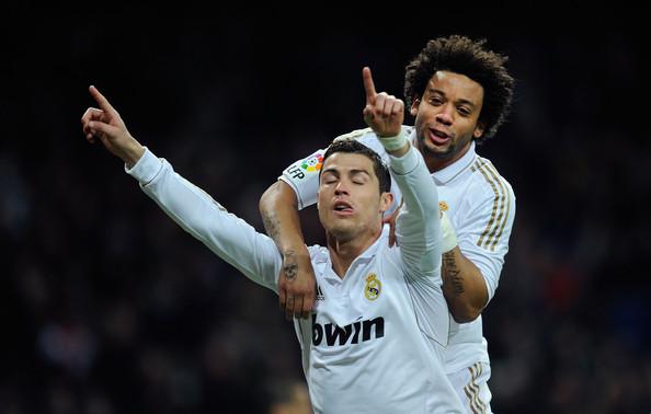Ronaldo doesn't own Real Madrid: Marcelo