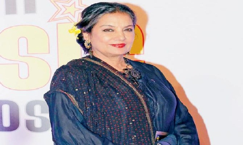 Shabana Azmi apologises for incorrect railways tweet