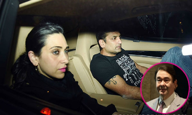 Karisma Kapoor is not marrying Sandeep Toshniwal, says father Randhir Kapoor