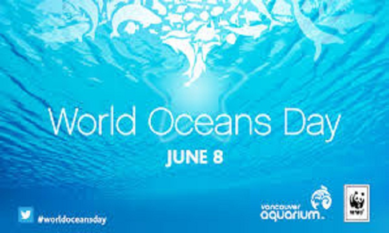 World Oceans Day being observed