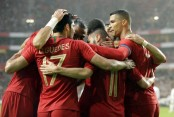 Ronaldo's return inspires Portugal past Algeria