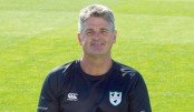 Tigers' new head coach Steve Rhodes