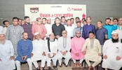 Bashundhara Cement hosts iftar at ICCB