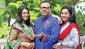 Riaz, Nipun, Nadia work together in Eid telefilm