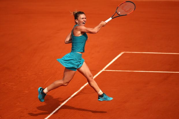 Simona Halep beats Sloane Stephens to win French Open title