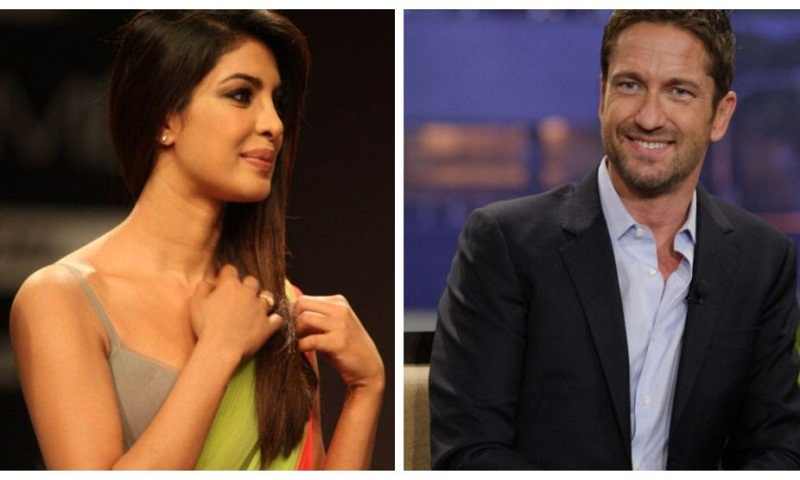 When Gerard Butler proposed Priyanka Chopra for marriage