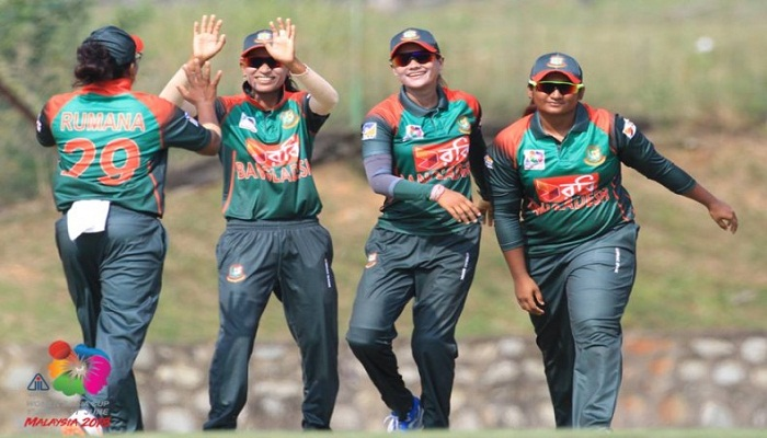 Bangladesh women to face Malaysia Saturday