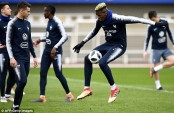 Paul Pogba can and can't do everything, says Didier Deschamps