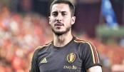 Belgium's 'golden generation' desperate to deliver: Hazard