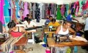 Brahmanbaria tailors busy ahead of Eid
