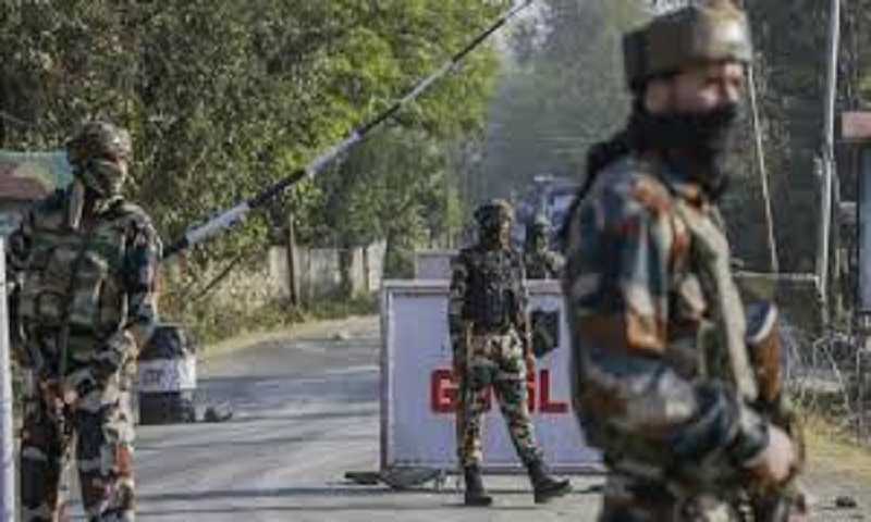 India army: Soldiers kill 6 militants along Kashmir frontier