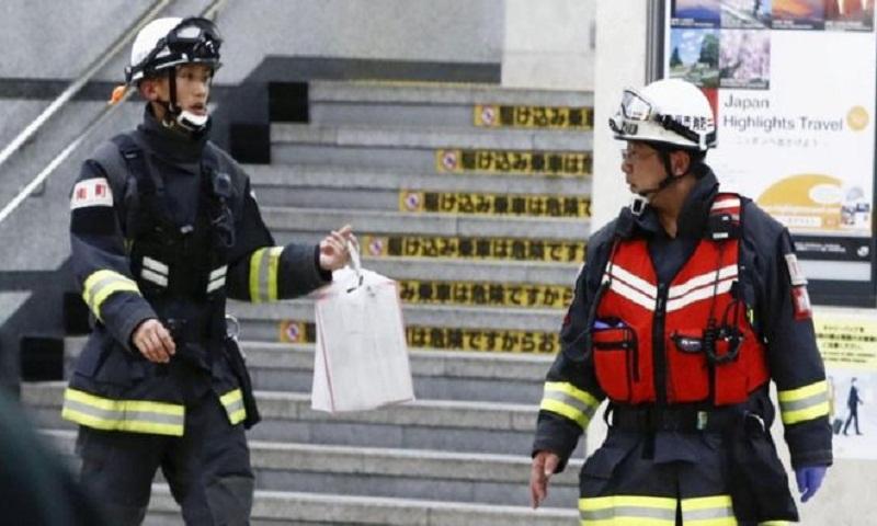 Deadly stabbing on Japan bullet train, 1 killed