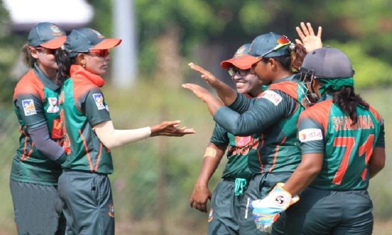 Women's T20 Asia Cup: Bangladesh win toss, put India to bat first