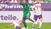 Holders Germany end winless streak