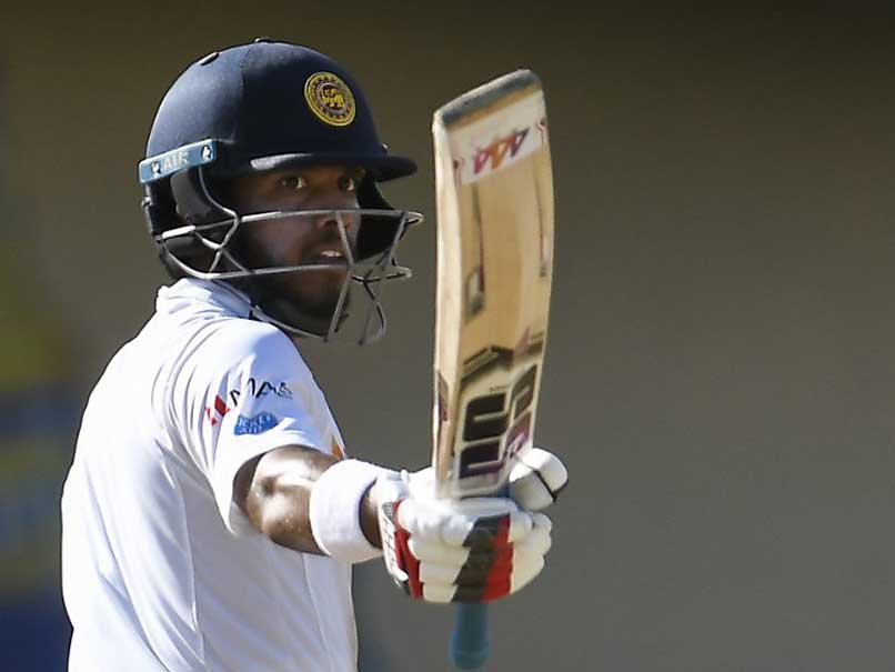 Mendis leading Sri Lanka fightback on 4th day in West Indies