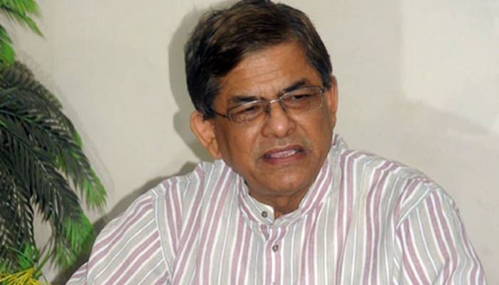 Fakhrul goes to London to 'meet Tarique'