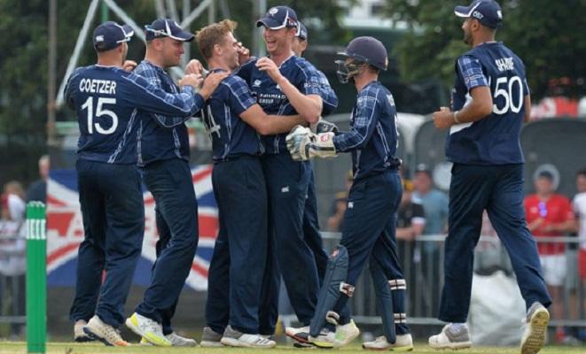 Scotland stun England by six runs in ODI upset