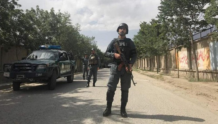 12 dead, 31 wounded in Kabul attack