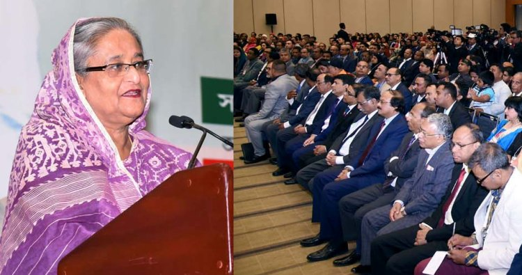 Country to turn dysfunctional if anti-liberation forces return to power: Prime Minister