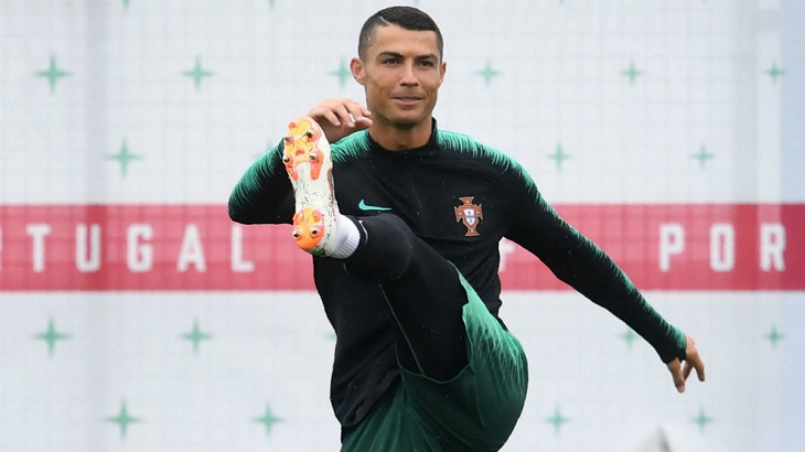 Ronaldo is more angry than ever