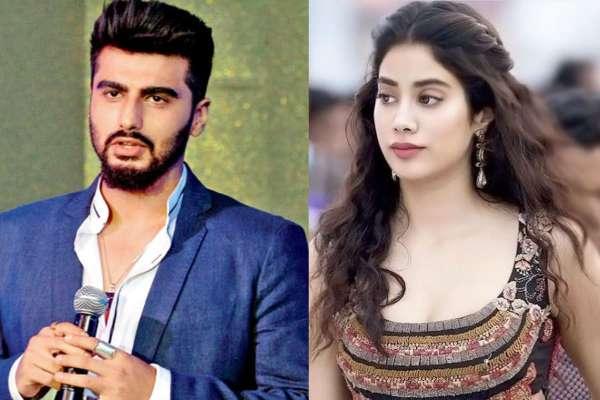 Arjun Kapoor tells Janhvi, 'I'm by your side'