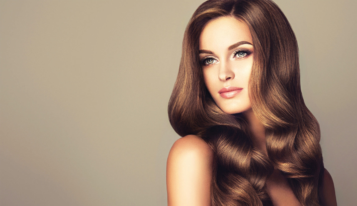 For Thick,  Bouncy And  Beautiful Hair