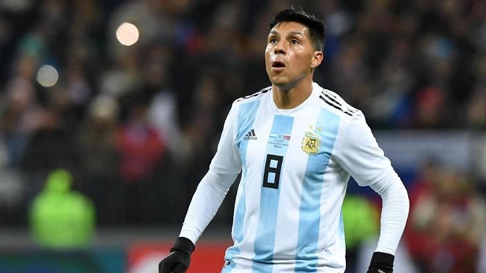 Perez replaces Lanzini in Argentina World Cup squad